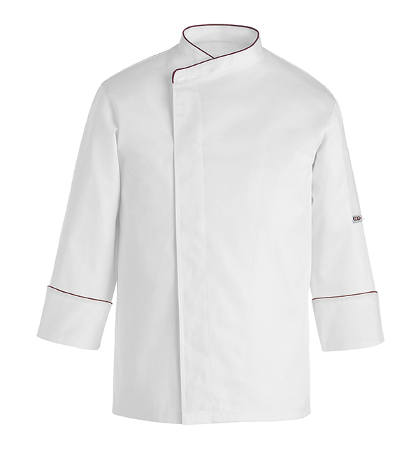 Per Cuoco White B Egochef Ogni Giacca work Dori Vestire Confort ~ Uwgqxp