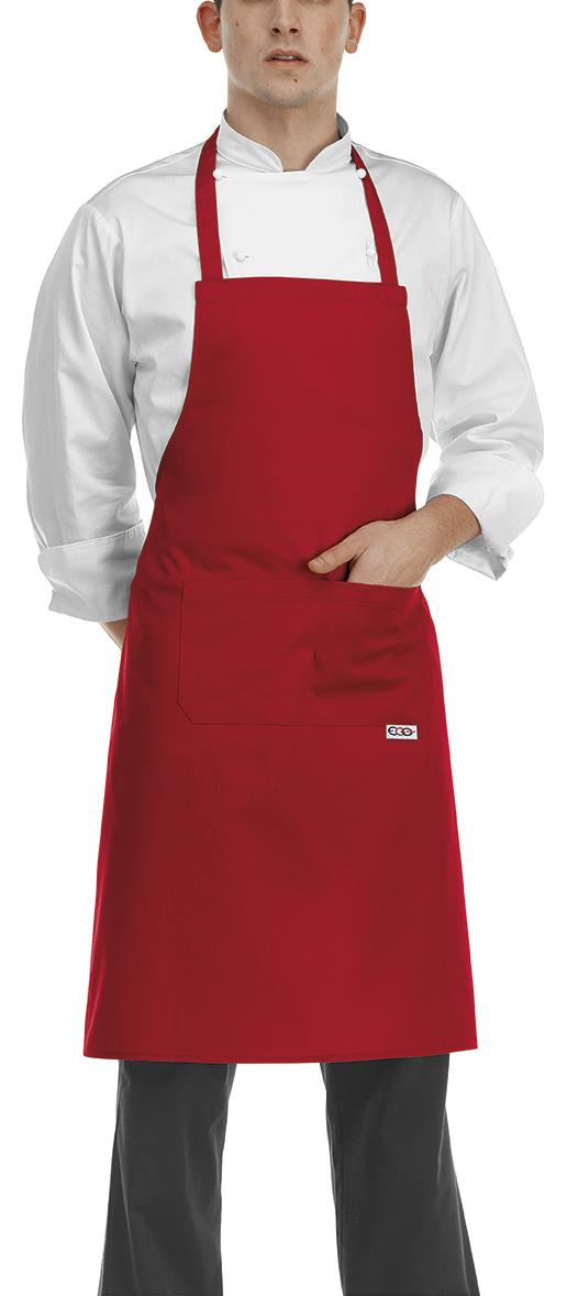 falda con pettorina red