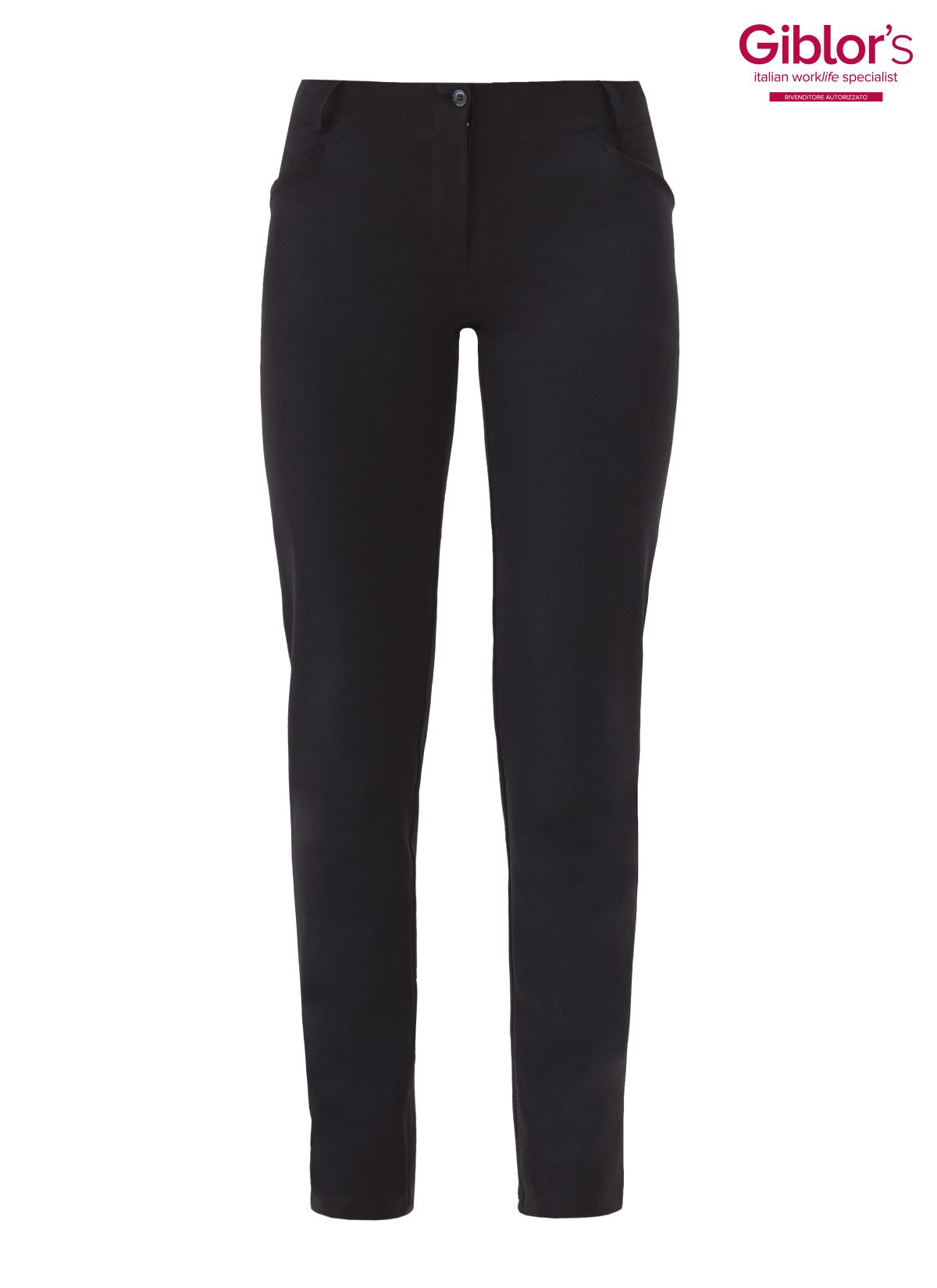 pantaloni donna elasticizz